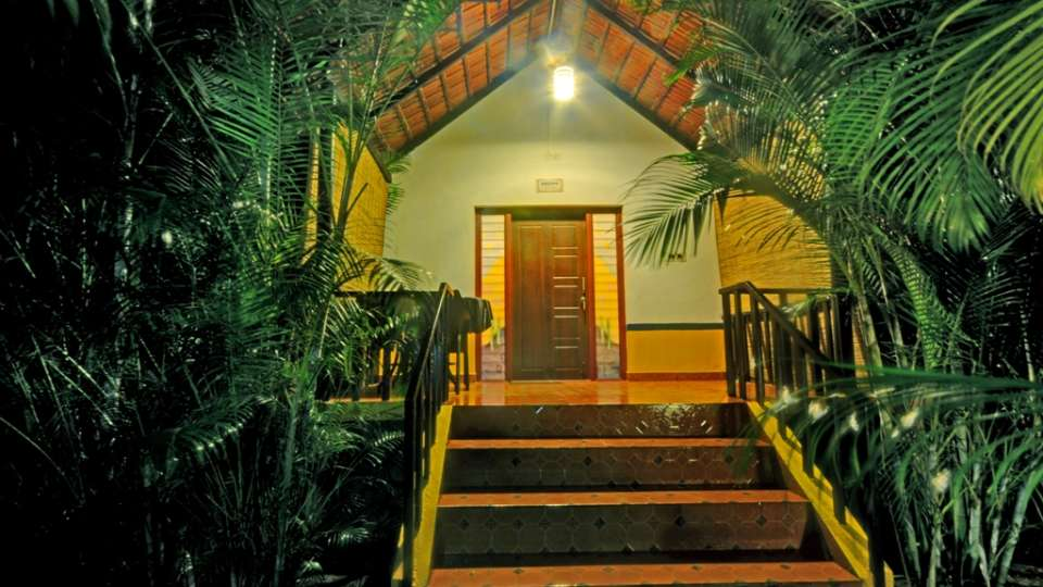 Parampara Resort & Spa, Kudige, Coorg Coorg Cottage Extearior