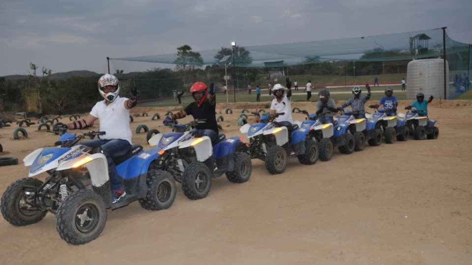 Quad Bikes Bunker Tao Experience Jaipur 12