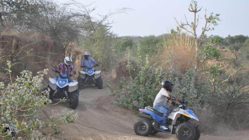 Quad Bikes Bunker Tao Experience Jaipur 8