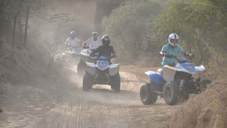 Quad Bikes Bunker Tao Experience Jaipur 9