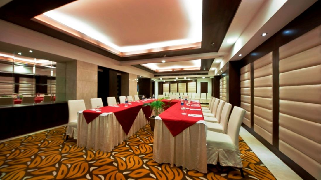 Conference - at VITS Shiv Hotel, Morbi hotels, best business hotel near Rajkot.