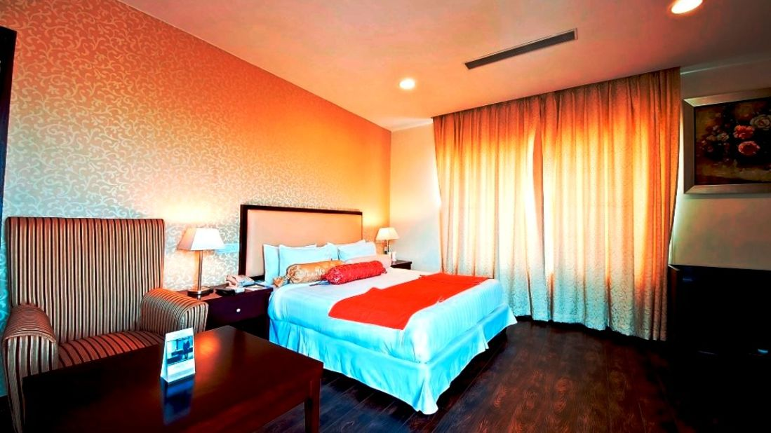 Deluxe Standard Room at VITS Shiv Hotel, Morbi hotels, best business hotel near Rajkot.