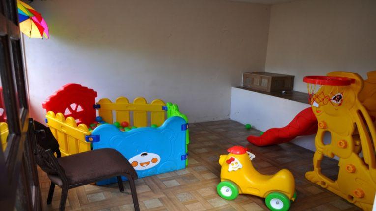 Kids arena at Pine Borough Inn Resort Kodaikanal p3koeh