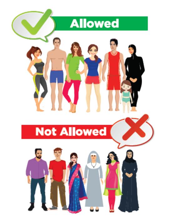 Wonderla Amusement Parks & Resort  Dress Code 2