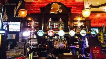 Sherlock s Pub Central Suites Koramangala Bangalore