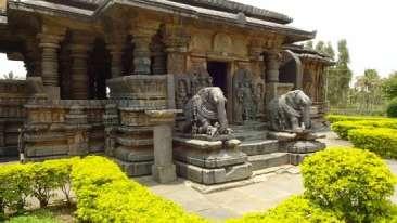 Koravangala Temple Hassan