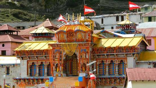 badrinath-temple Leisure Hotels