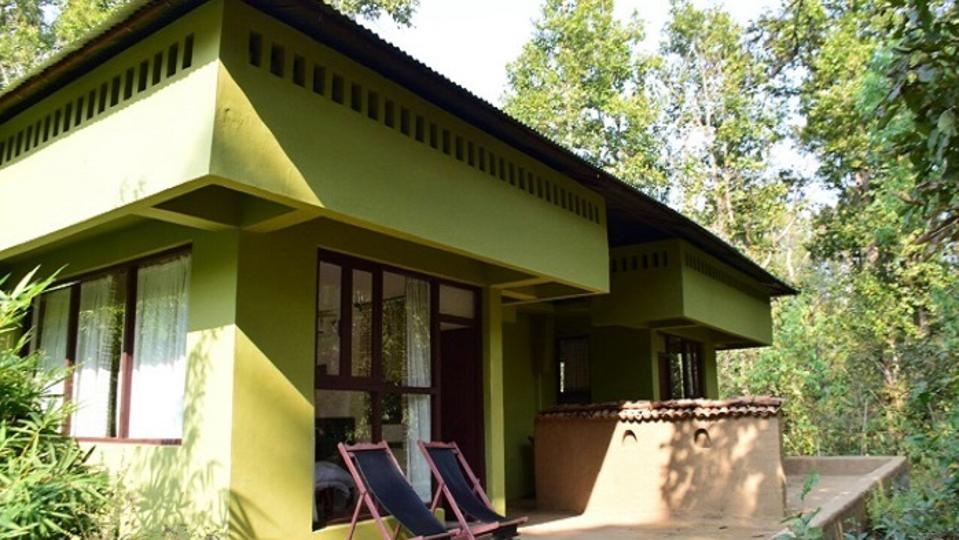 Facade Kanha