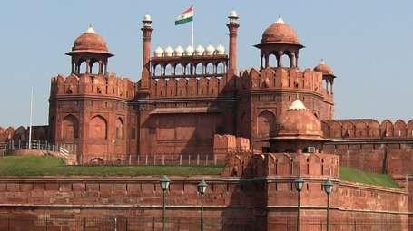 Red Fort Delhi near Le ROI Delhi Hotel Paharganj
