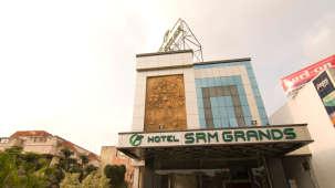 Hotel SRM Grands –Chennai Chennai Facade Hotel SRM Grands Chennai