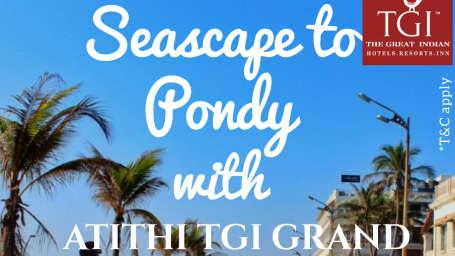 Offer at Hotel Atithi Pondicherry