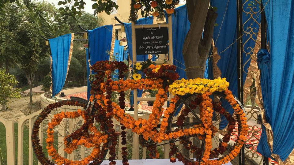 Weddings in Bharatpur, Pride Kadamb Kunj Resort