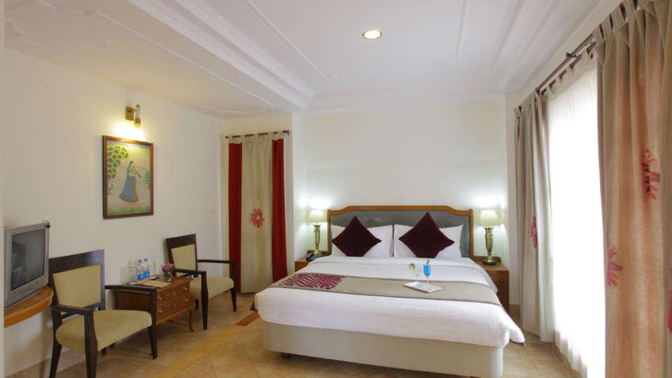 Superior Rooms Marigold Sarovar Portico Shimla