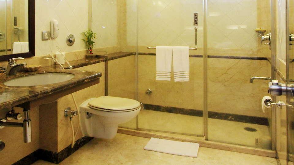 The President Hotel, Jayanagar, Bangalore Bangalore Bathroom The President Hotel Jayanagar Bangalore