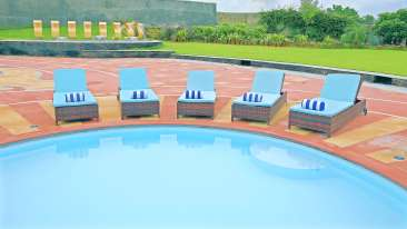 7 Swimming Pool Spectrum Hotel and Residences Udaipur by 1589 Hotels
