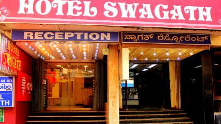 Hotel Swagath, Bangalore Bangalore Entrance Hotel Swagath Bangalore
