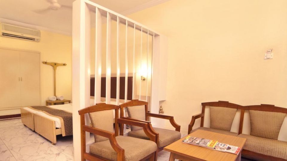 Taj Mahal Hotel Abids Hyderabad Junior Suite 02