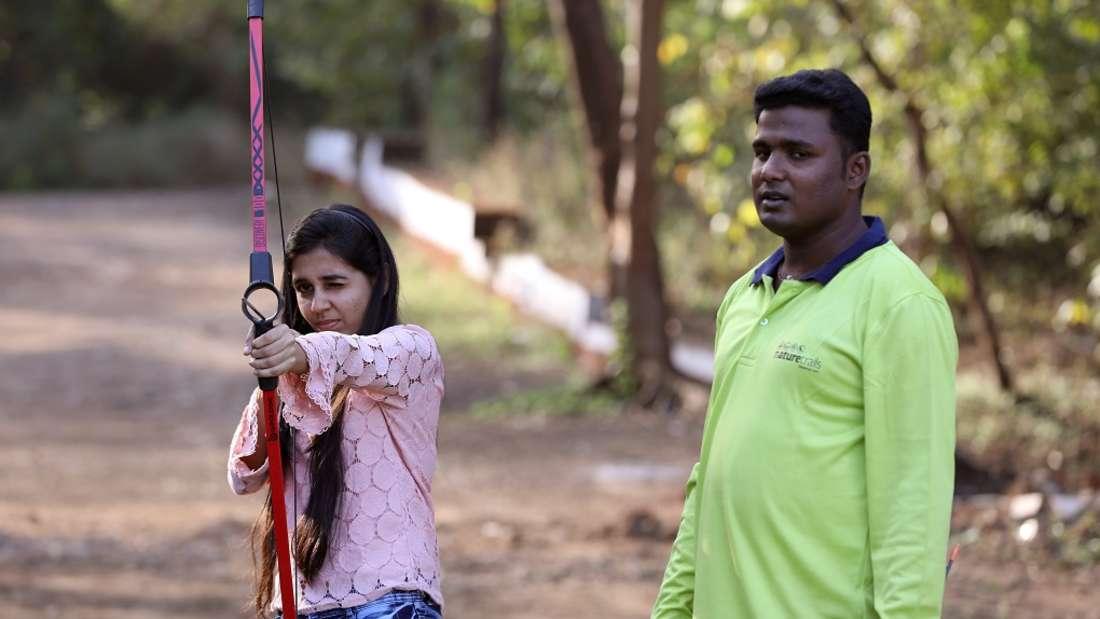 Archery - Sajan