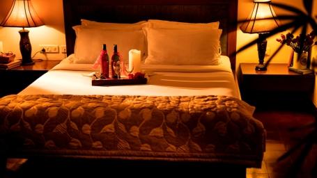 Amanvana Spa - Luxury Resort in Coorg Coorg Bedroom