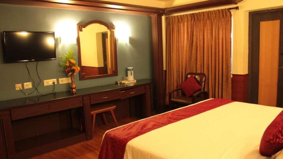 Jayaraj Residency, Kodaikanal  Deluxe Room Jayaraj Residency Kodaikanal 26