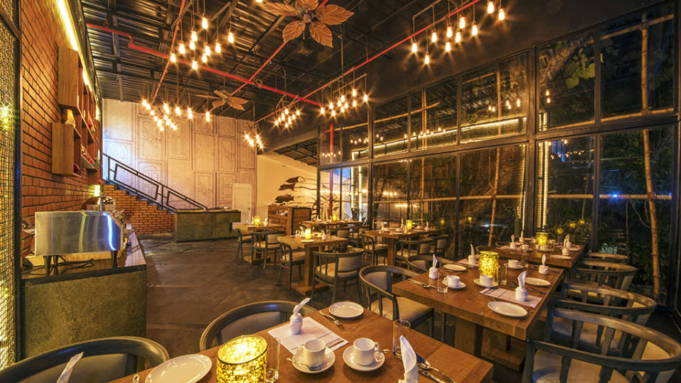 Restaurants In Kurseong Tree House at the Rosa Allita 4