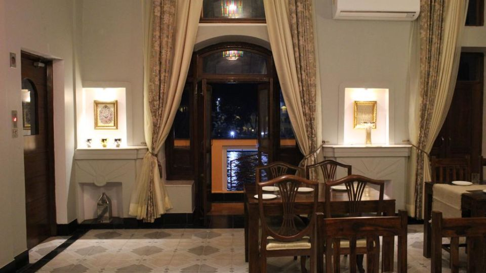 Hotel Devnadi Haridwar Restaurant Hotel Devnadi Haridwar 1