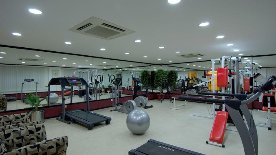 Hotel Pai Vista, Mysore Mysore Gym Hotel Pai Vista Mysore