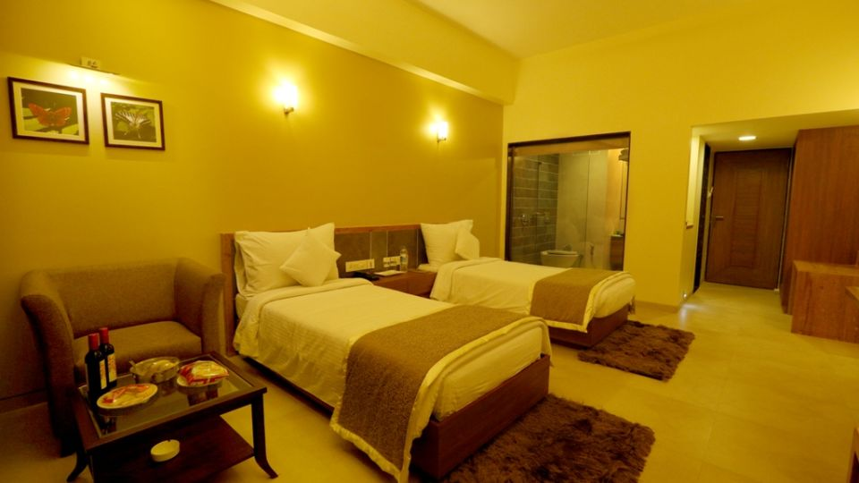 Lotus Riverside Resort Silvassa Silvassa Super Deluxe Room at Lotus Silvassa Resort in Silvassa