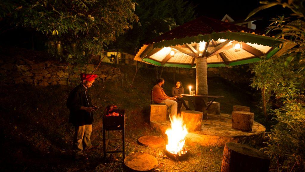Bonfire Pine Borough Inn Kodaikanal Resort enm8b4