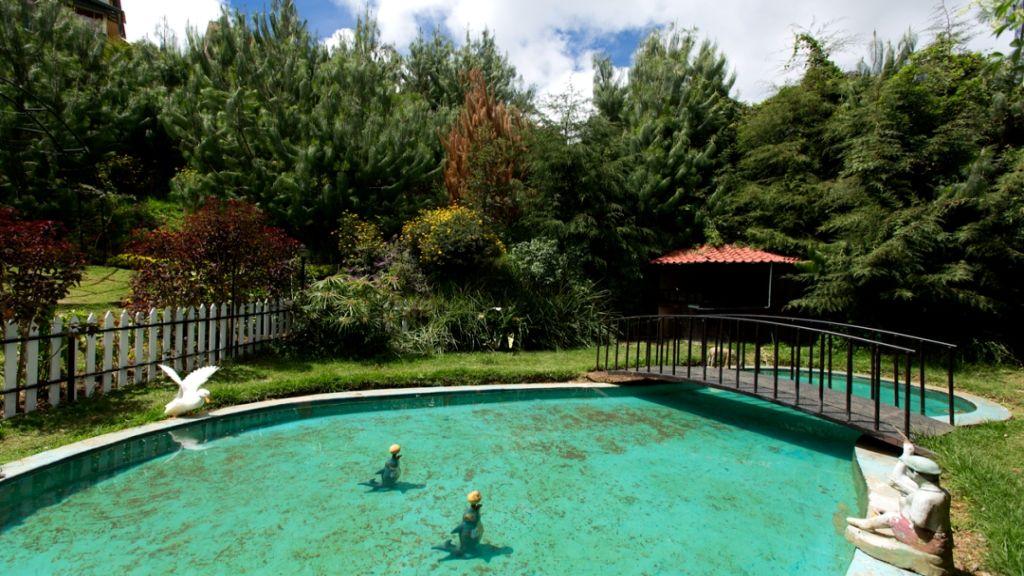 Swimming Pool Pine Borough Inn Kodaikanal Resort znochr