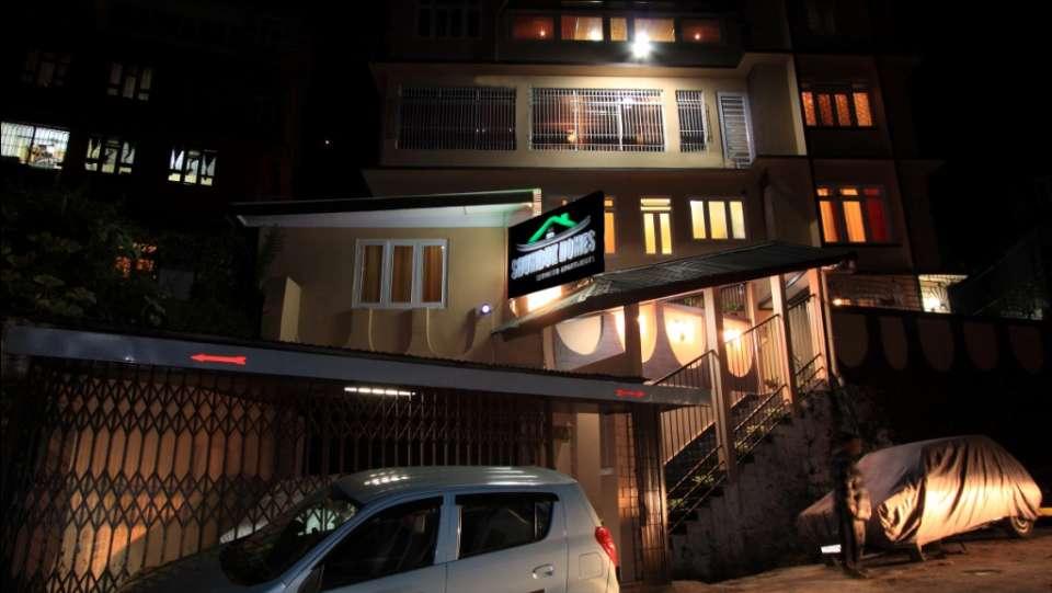 Hotel Shumbuk Homes Hotel & Serviced Apartments, Gangtok Gangtok Facade Hotel Shumbuk Homes Hotel Serviced Apartments Gangtok