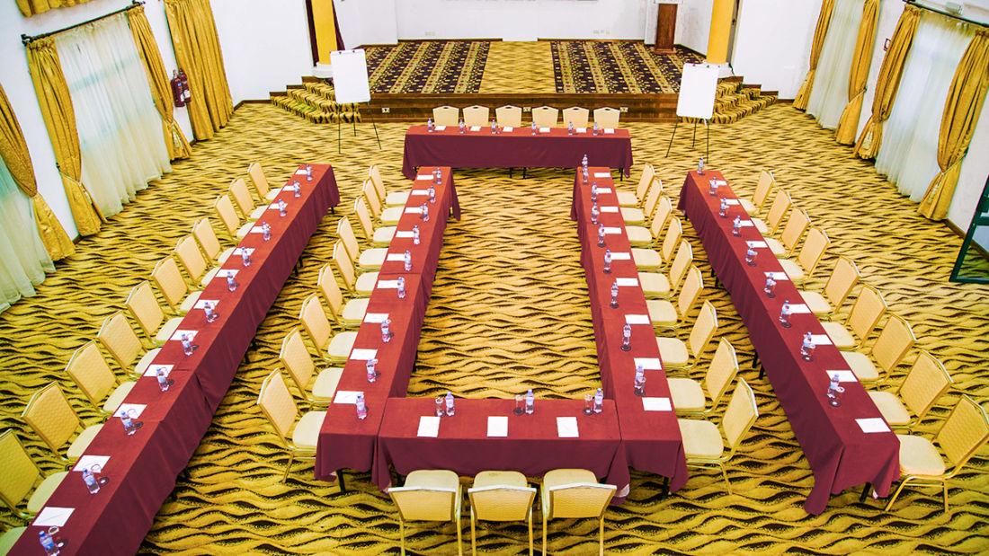 Ndovu Hall in Nairobi