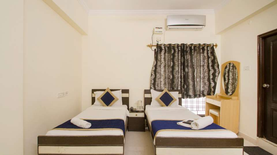 Rooms at Hotel NirmalVilla Cherry Service Apartment - Begumpet Hyderabad 10