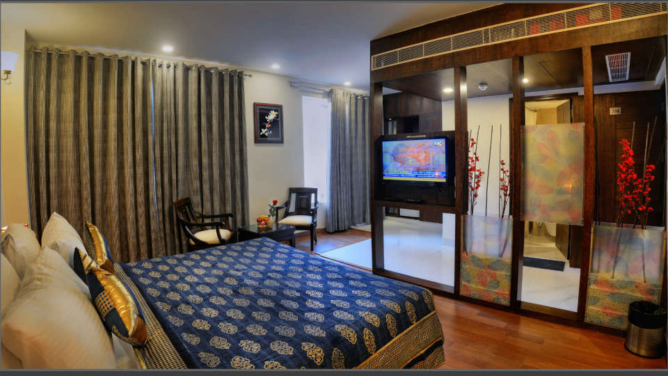 Hotel Atulyaa Taj, Agra Agra Super Deluxe Room Hotel Atulyaa Taj Agra 6