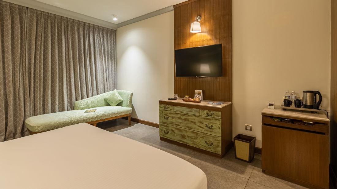 Grande Club Rooms, Heritage Village Resort and Spa, Resort in South Goa 5