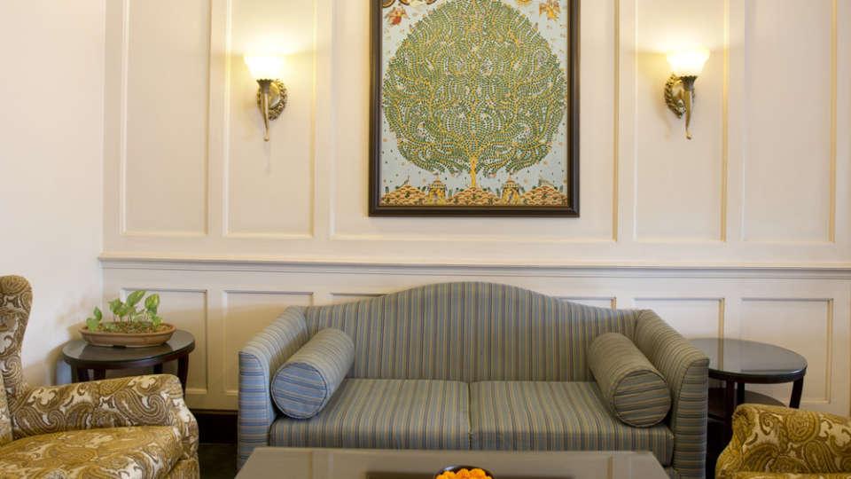 Ganga Lahari Hotel, Haridwar Haridwar Lobby of Ganga Lahari Hotel Haridwar
