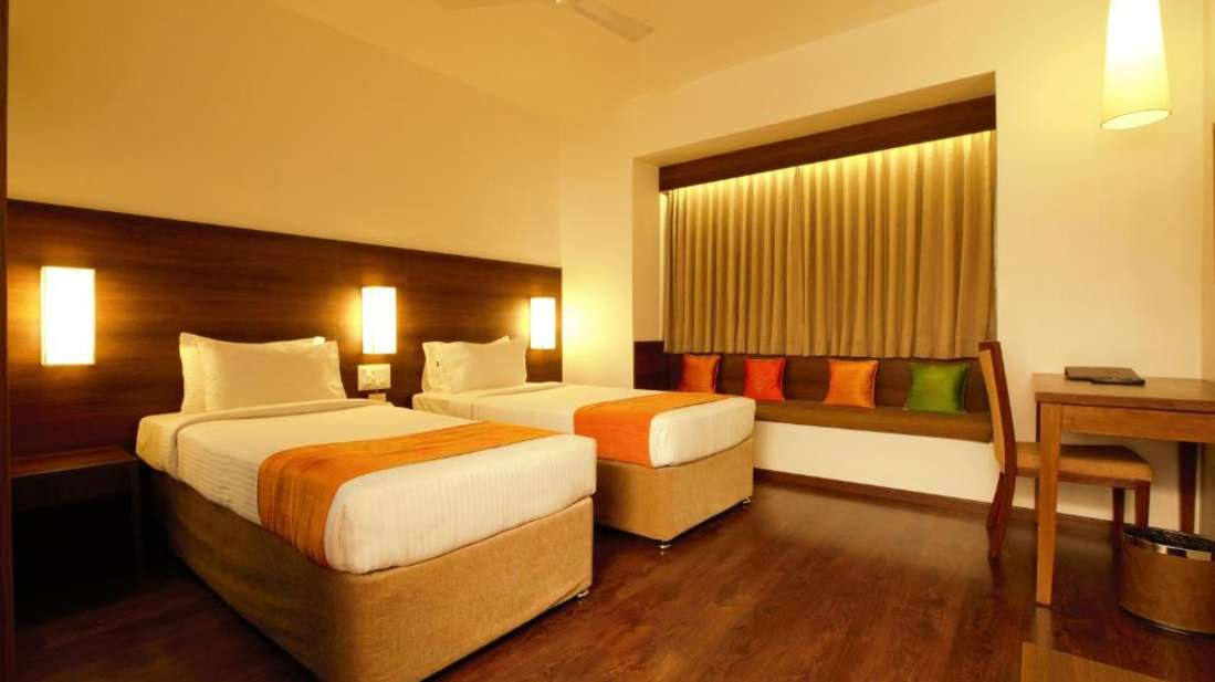 Rooms at Temple Tree, Hotel Near Lalbagh, Rooms In Lakkasandra 3