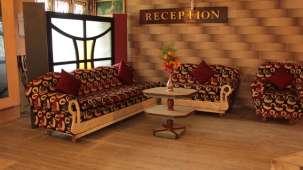 Jayaraj Residency, Kodaikanal  Reception Jayarj Residency Kodaikanal 2