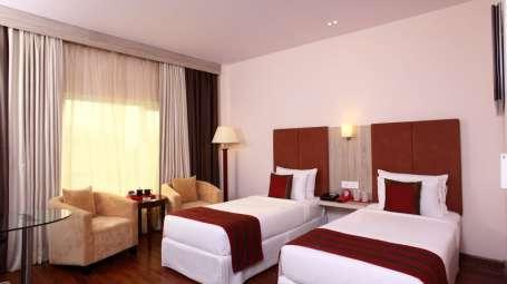 Hotel Nidhivan Sarovar Portico, Mathura Mathura Deluxe Twin Hotel Nidhivan Sarovar Portico Mathura