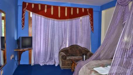 Hotel Ocean Blue, Manali Manali HONEYMOON SUITE 1