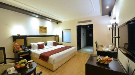 BUSINESS CLASS at Hotel SRM Trichy 2