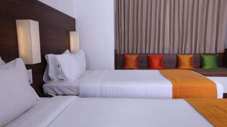 Rooms at Temple Tree, Hotel Near Lalbagh, Rooms In Lakkasandra 4