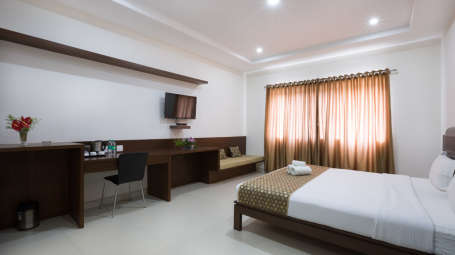 The Sanctum Suites, Bangalore Bangalore C5D34950
