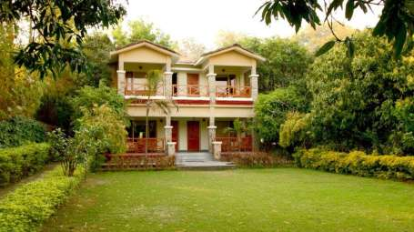 Tiger Camp Resort, Corbett Uttarakhand Superior Rooms Complex Tiger Camp Corbett