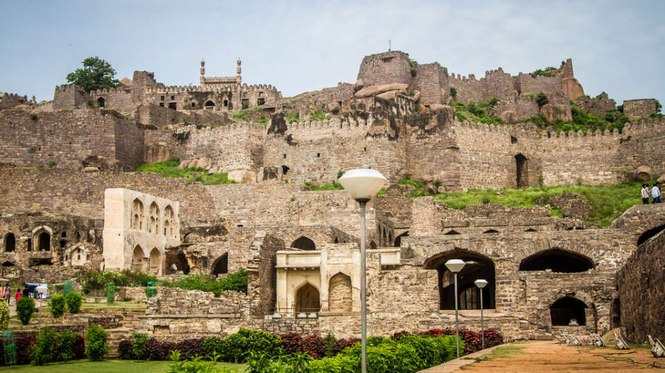 Golconda Fort, Aditya Park Hyderabad, best hotels in ameerpet