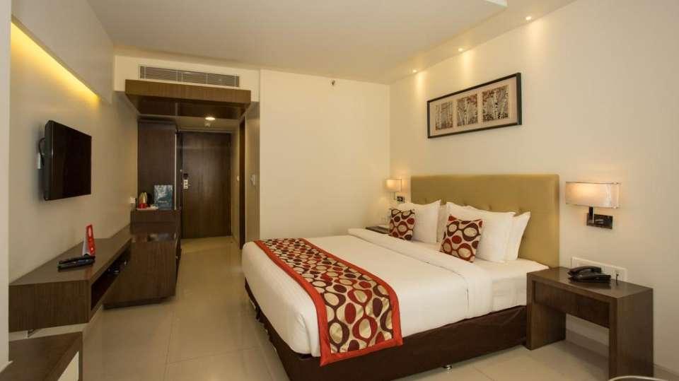 Deluxe Room Double Bedding 3