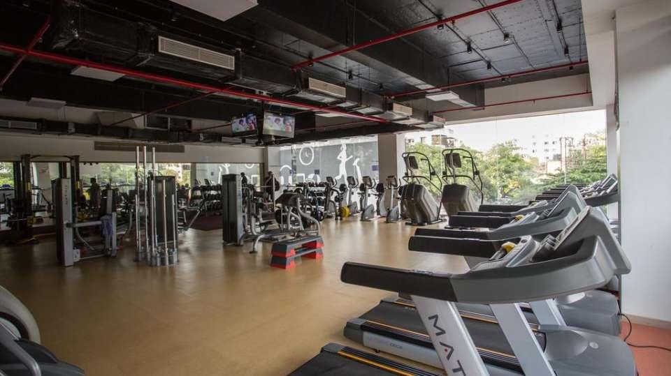 gym facility at club 29