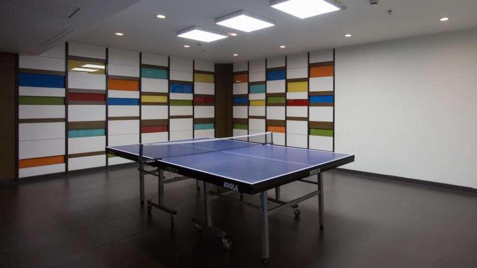 table tennis at club 29