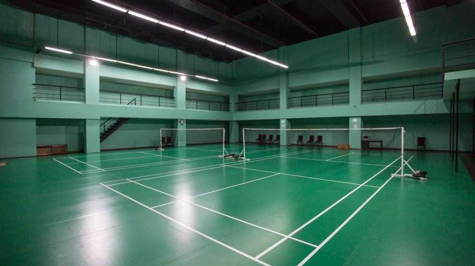 tennis court at club 29