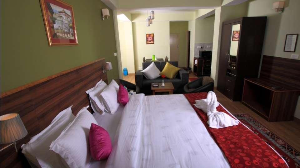 Shumbuk Homes Hotel & Serviced Apartments, Gangtok Gangtok Premium Studdio Luxury Room Hotel Shumbuk Homes Hotel Serviced Apartments Gangtok